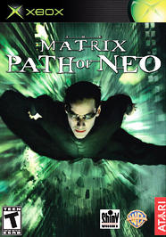Matrix: Path of Neo - XBOX - Used