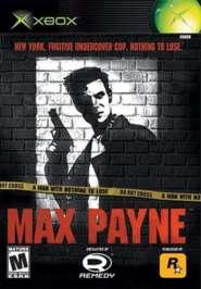 Max Payne - XBOX - Used