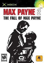 Max Payne 2: The Fall of Max Payne - XBOX - Used