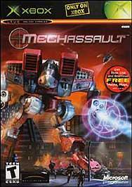 MechAssault - XBOX - Used