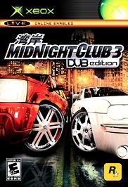 Midnight Club 3: DUB Edition - XBOX - Used
