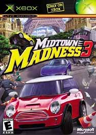Midtown Madness 3 - XBOX - Used
