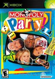 Monopoly Party - XBOX - Used