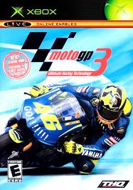 Moto GP 3: Ultimate Racing Technology - XBOX - Used