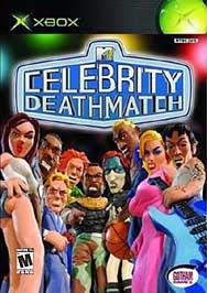 MTV's Celebrity Deathmatch - XBOX - Used