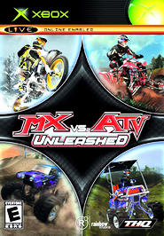 MX vs. ATV Unleashed - XBOX - Used