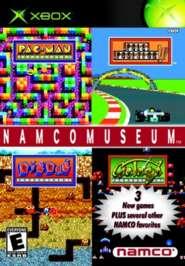 Namco Museum Vol. 1 - XBOX - Used