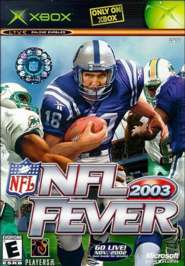NFL Fever 2003 - XBOX - Used