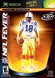 NFL Fever 2004 - XBOX - Used