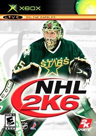 NHL 2K6 - XBOX - Used