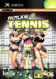 Outlaw Tennis - XBOX - Used