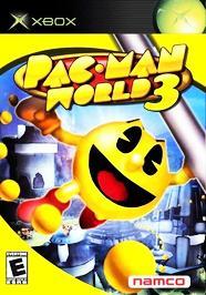 Pac-Man World 3 - XBOX - Used