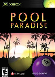 Pool Paradise: International Edition - XBOX - Used - Disabled until priced