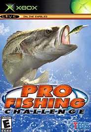 Pro Fishing Challenge - XBOX - Used
