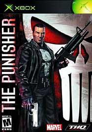 Punisher - XBOX - Used