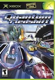 Quantum Redshift - XBOX - Used