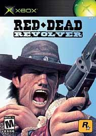 Red Dead Revolver - XBOX - Used