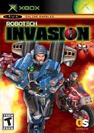 Robotech: Invasion - XBOX - Used