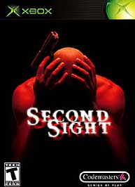 Second Sight - XBOX - Used