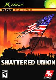 Shattered Union - XBOX - Used