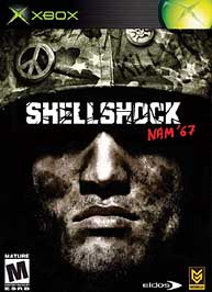 ShellShock: Nam '67 - XBOX - Used