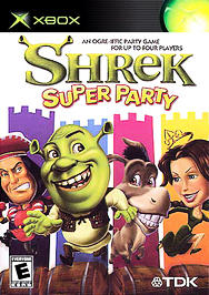 Shrek Super Party - XBOX - Used