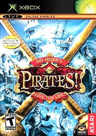 Sid Meier's Pirates! - XBOX - Used