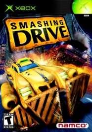 Smashing Drive - XBOX - Used