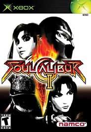 Soulcalibur II - XBOX - Used