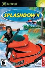 Splashdown - XBOX - Used