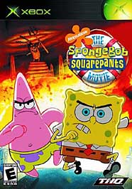 SpongeBob SquarePants Movie - XBOX - Used