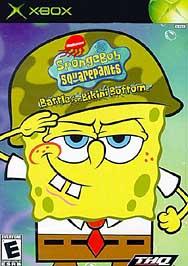 SpongeBob SquarePants: The Battle For Bikini Bottom - XBOX - Used