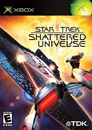 Star Trek: Shattered Universe - XBOX - Used