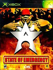 State of Emergency - XBOX - Used