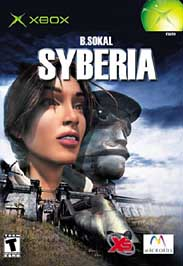 Syberia - XBOX - Used