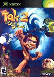 Tak 2: The Staff of Dreams - XBOX - Used