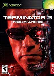 Terminator 3: Rise of the Machines - XBOX - Used