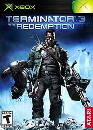 Terminator 3: The Redemption - XBOX - Used