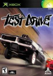 Test Drive - XBOX - Used
