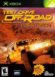 Test Drive Off-Road -- Wide Open - XBOX - Used