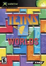 Tetris Worlds Online - XBOX - Used
