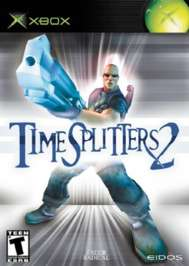 TimeSplitters 2 - XBOX - Used