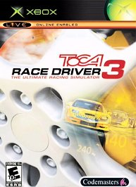 TOCA Race Driver 3 - XBOX - Used