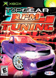 Top Gear: RPM Tuning - XBOX - Used