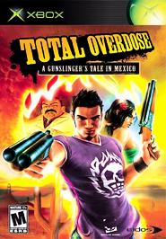 Total Overdose: A Gunslinger's Tale in Mexico - XBOX - Used
