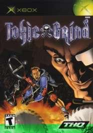 Toxic Grind - XBOX - Used