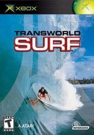 TransWorld Surf - XBOX - Used