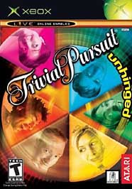 Trivial Pursuit Unhinged - XBOX - Used