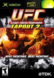 UFC: Tapout 2 - XBOX - Used
