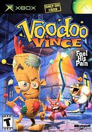 Voodoo Vince - XBOX - Used